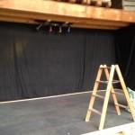 Aufbau Mittwoch Schopf-Bühne (5)